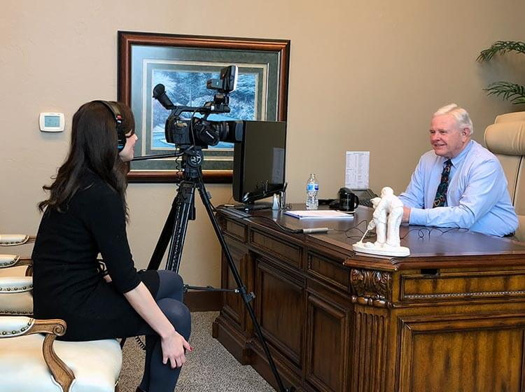 CSPAN interviews Shawnee Mayor