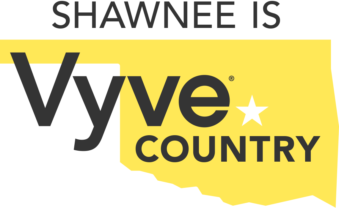 Shawnee is Vyve Country