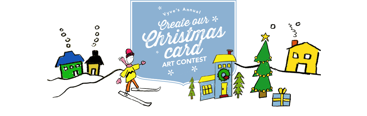 Vyve 2019 Christmas Card Contest